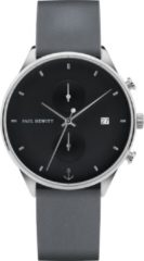 Paul Hewitt PH-C-S-M-48M Horloge Chrono Line Midnight Ocean Grey 42 mm