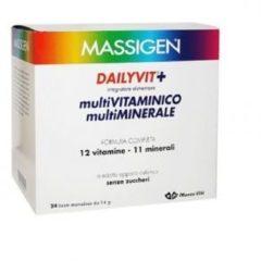 Marco viti farmaceutici Massigen dailyvit 24 bustine