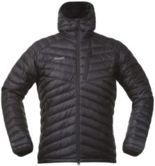 Daunenjacke Slingsbytind Down Jacket w/Hood 5396 Bergans Black