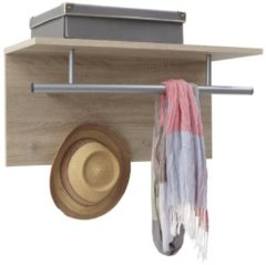 FD Furniture Wandkapstok Spot 72 cm breed in eiken