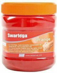 Oranje Swarfega handzeep 1 liter pot orange