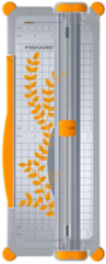 Oranje Fiskars papier snijder 30 cm - A4