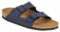 Donkerblauwe Birkenstock Arizona - Slippers - Heren - Donkerblauw mat - Maat 45