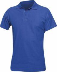 SOLS Heren Lente II Korte Mouw Zwaarlijvig Poloshirt (Koningsblauw)