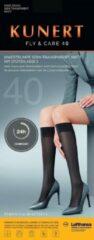 Kunert Fly & Care 40 kniekous Kleur: graphit Maat: 35-38