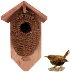 Best For Birds Nestbuidel Kokos - Vogelbroedbenodigheden - 0.46 g Bruin Groen per stuk