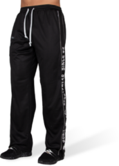 Gorilla Wear Functional Mesh Trainingsbroek (Zwart/Wit) - XXL/3XL