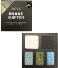 Blauwe Technic Shade Shifter Oogschaduw Palette - 04 Athena