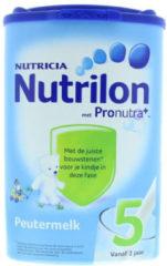 Nutrilon Peuter groeimelk 5 (1 Pak van 800 gr) (Nieuwe Verpakking)
