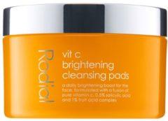 Rodial Pflege Vit C Brightening Cleansing Pads 50 Stk.