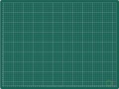 Snijmat A2 Rillstab 45 cm x 60 cm groen