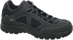 Zwarte Hanwag Gritstone II Wide GTX schoenen Asphalt/black Schoenmaat 8,0