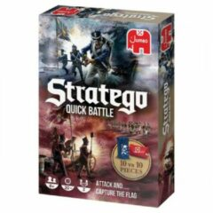 Jumbo Stratego Quick Battle bordspel