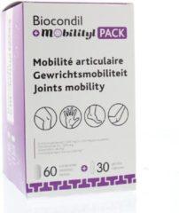 Trenker Biocondil duopack 60 tabs + mobilitis 30 caps 90 Stuks