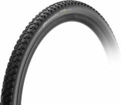 Zwarte Pirelli Cinturato Gravel 700x40c Mixed Terrain