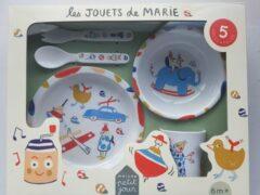 Petit Jour Paris Kinderservies 5 dlg Les Jouets de Marie