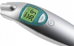 Medisana Thermometer Infrarood Meetafstand ca. 5 cm - Snelle meting: ca. 1 sec.