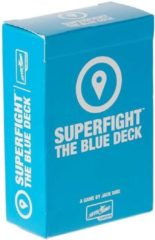 Skybound Games Superfight The Blue Deck