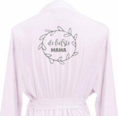 Roze Bulbby Mama Kimono | De liefste mama | Maat L