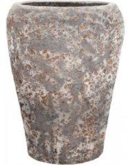 Baq Design Lava Relic Rust metal coppa bloempot 50x68 cm