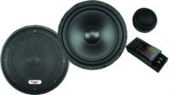 Excalibur Speakerset Tweeweg Coaxiaal Xc173 400 Watt Zwart