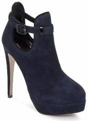 Blauwe Low Boots Rupert Sanderson CAMOSCIO