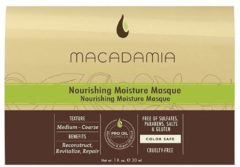 Macadamia - Nourishing - Moisture Masque - 30 ml - Mini