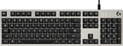 Logitech G413 Mechanical Gaming Keyboard Zilver QWERTY