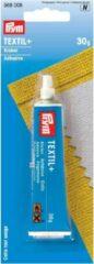 Transparante Prym - Textiel + lijm - tube 30gram