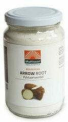 Merkloos / Sans marque Biologische Pijlstaartwortel Poeder - Arrow Root