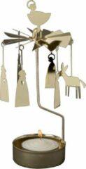 Gouden Pluto Produkter KRIBBETJE THEELICHTCARROUSEL
