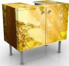 PPS. Imaging Waschbeckenunterschrank - Morgengold - Badschrank Gelb