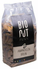 Bionut amandelen bruin (1 zak 1 kg)