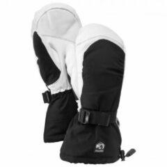 Hestra - Army Leather Extreme Mitt - Handschoenen maat 6, zwart/grijs
