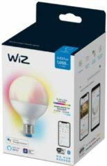 WiZ Globe Slimme LED Verlichting - Gekleurd en Wit Licht - E27 - 75W - Mat - Wi-Fi