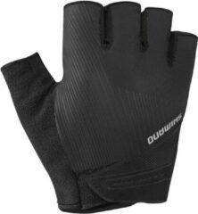 Zwarte Shimano Escape Gloves Black L