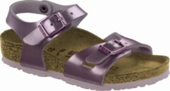 Birkenstock Rio Electric Metallic Lilac narrow Electric Metallics
