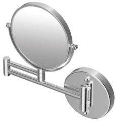 Ideal Standard Iom cosmeticaspiegel rond 15.3 cm met scharnierarm Chroom