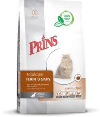 Prins Vitalcare Cat Hair & Skin Gevogelte - Kattenvoer - 5 kg - Kattenvoer