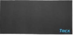 Zwarte Tacx fietstrainermat (oprolbaar) - Reserveonderdelen trainers