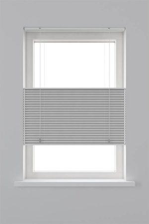Afbeelding van Decosol Plisségordijn Lichtdoorlatend - Top Down Bottom Up - Wit - Maat: 120 x 180 cm