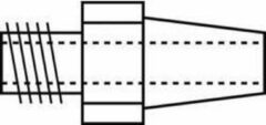 Star Trec Star Tec Desoldering nozzle Tip size 1.1 mm Content 1 pc(s)