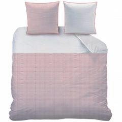 Matt & Rose Envol Graphique - Dekbedovertrek - Hotelformaat - 260 x 240 cm - Multi - Inclusief 2 kussenslopen