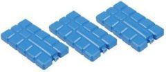 Blauwe Merkloos / Sans marque Koelelementen 3 stuks