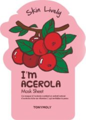 Tonymoly - I'm Real Acerola Sheet Mask 21g