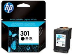 HP 301 zwart voor o.a. DeskJet 1000 & 1050se (CH561EE)