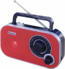 Rode Roadstar TRA-2235RD red Kitchen radio FM Wireless reception Red