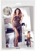 Afbeelding van Mandy mystery Line Mandy Mystery Lingerie – Erotische Jurk Licht Doorschijnend Zowel Trendy als Verleidelijk – Maat S/M - Zwart