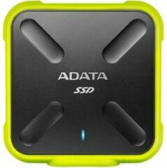 ADATA SD700 512GB Micro-USB B 3.0 (3.1 Gen 1) Zwart, Geel