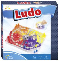 Spel Ludo - lijkt op Mens erger je niet bordspel